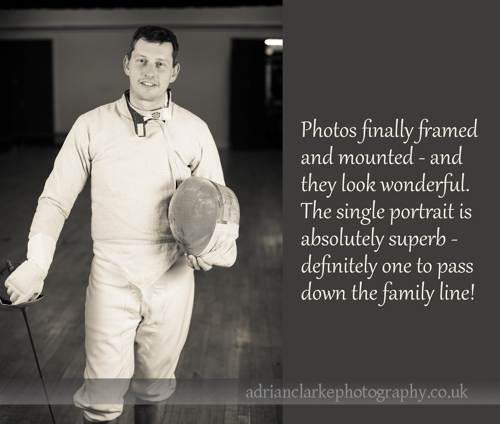 fencing photography testimonial