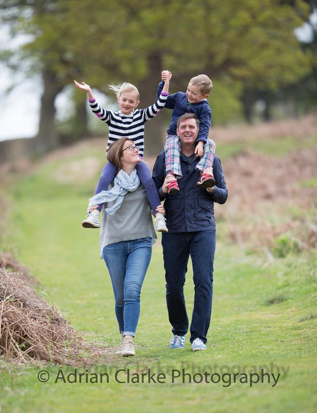 Family photography Sevenoaks and Kent - Knole Park