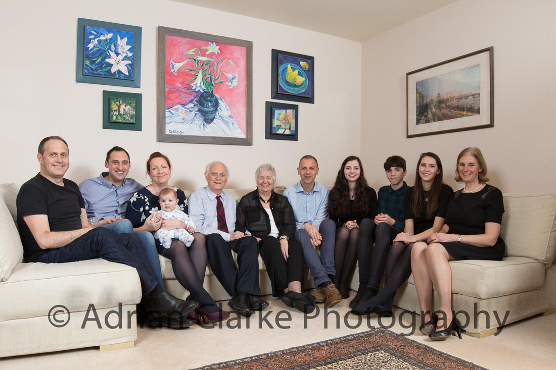 Family group photography Sevenoaks Kent