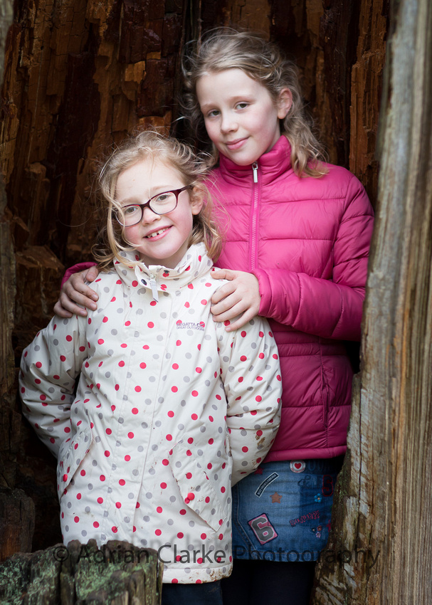 Family photography at Knole Park