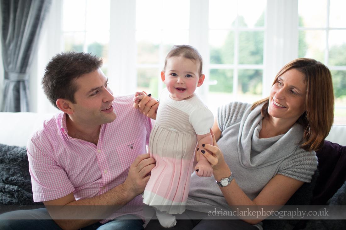 parents and daughter photography portrait sevenoaks