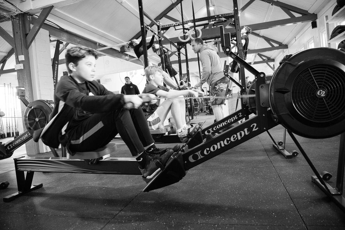 Event photographs - Crossfit TAG Tonbridge