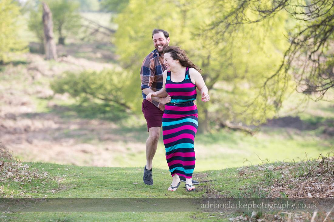 Engagament Photography in Sevenoaks