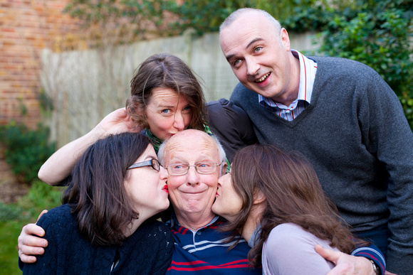 family portraits and fun