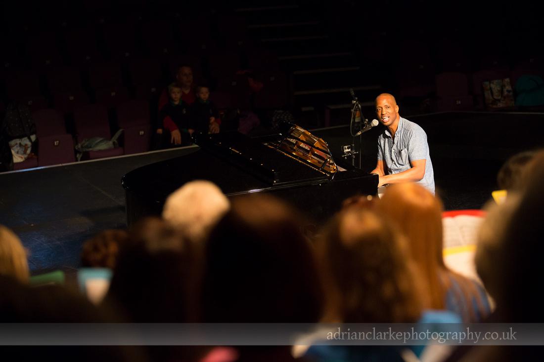 Ken Burton - Gospel Workshop - Sevenoaks Photography