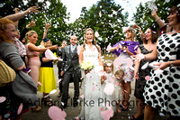 Wedding photography in Kent and Sevenoaks, Westerham